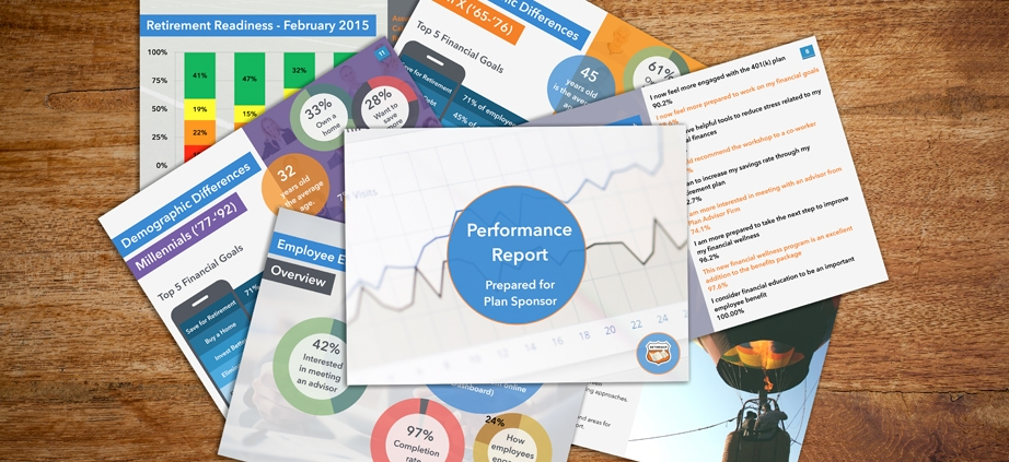 Performance Reports for Key Insights